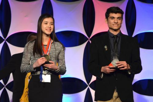 BPA Conference Awards 2017-Cox Center, Tulsa, OK March 8, 2017
